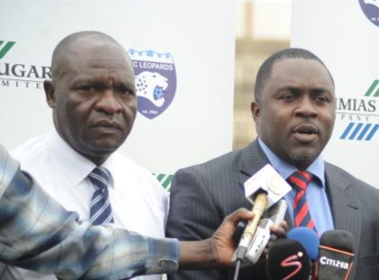 AFC Leopards suspend organising secretary over attack on referees