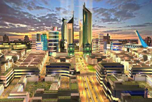 Africa's cities of the future