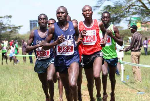 Athletics stars gear for Uhuru Gardens races