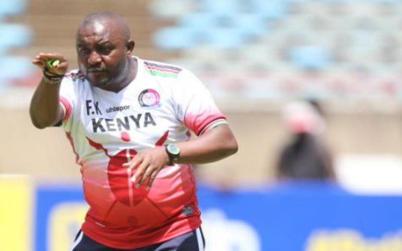Coach Kimanzi lashes out at Cecafa officials