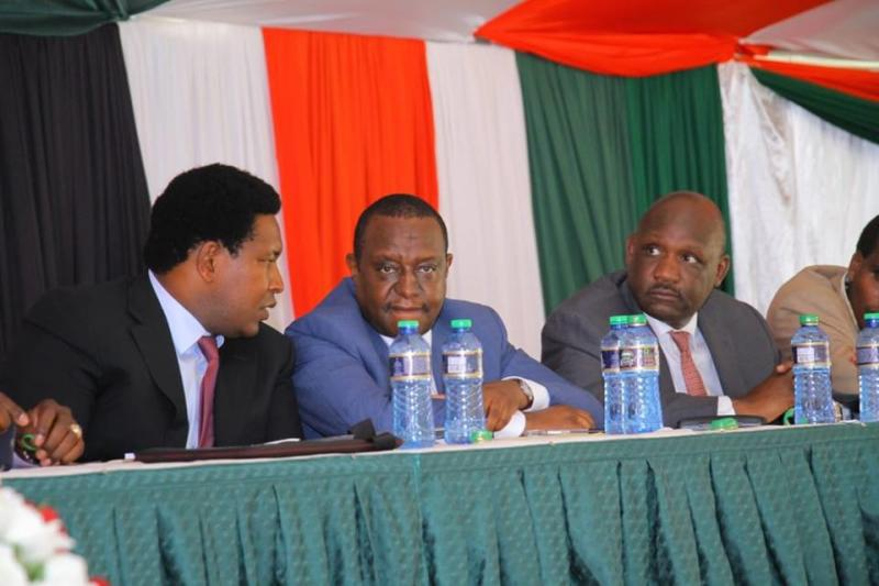 CS Rotich wants law amended to speedup payments to suppliers