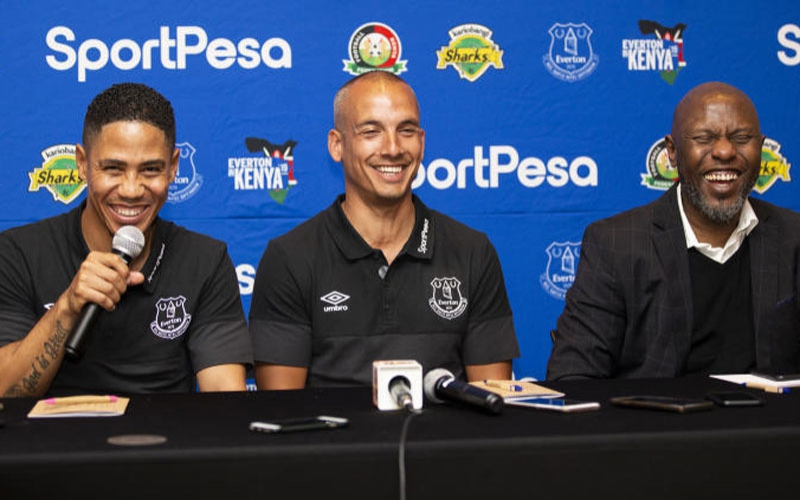 Everton legends call to Sharks ahead of friendly