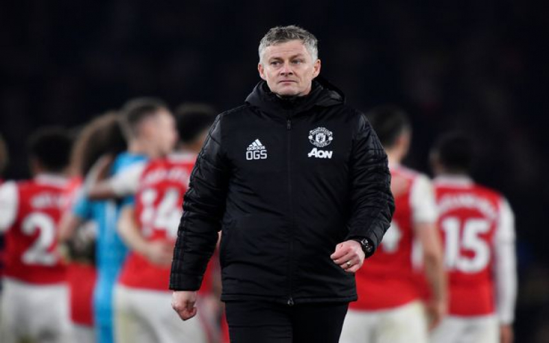 Ex-Arsenal Star angered by Ole Gunnar interview after Man United loss