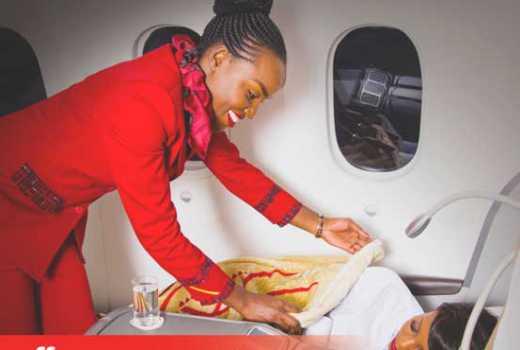 Kenya Airways shortens Nairobi-New York flight to 14 hours