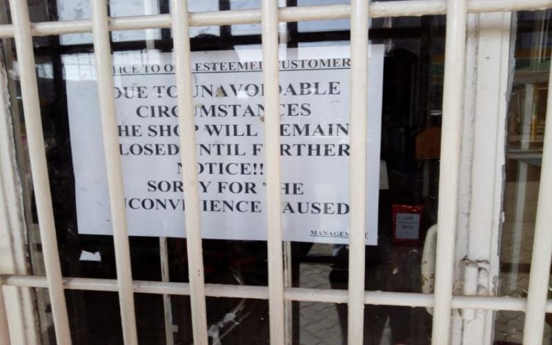 Gilani's Supermarket shut indefinitely over safety concerns