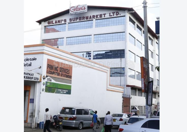 Gilanis Supermarket in Nakuru shut indefinitely