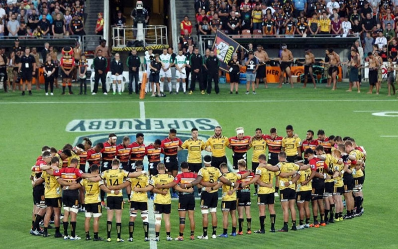 Gloomy return for Super Rugby after mosque attacks
