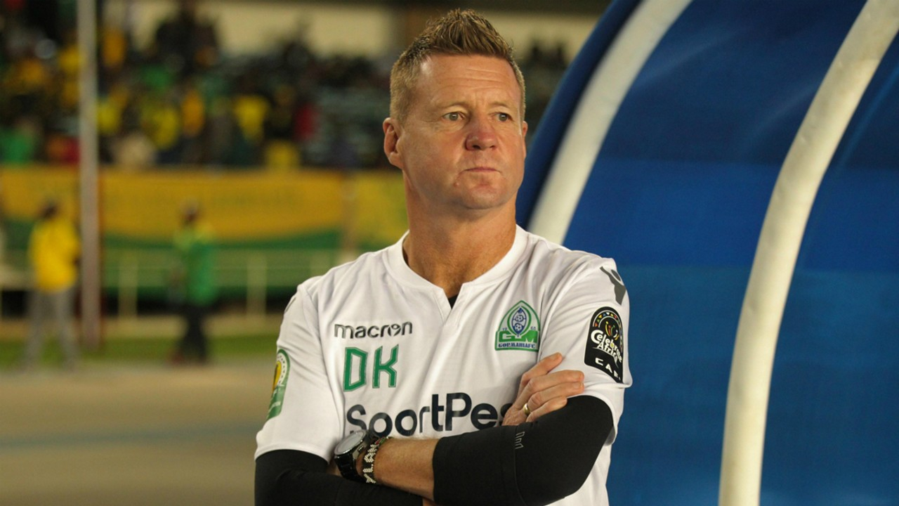 Gor Mahia coach Dylan Kerr resigns