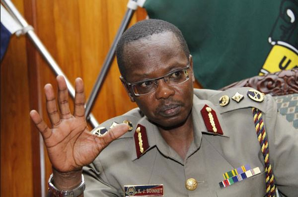 IG Boinnet's warning as fuel crisis continues to grow