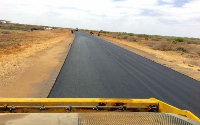 Isiolo-Mandera Road will be a game changer for Northern Kenya