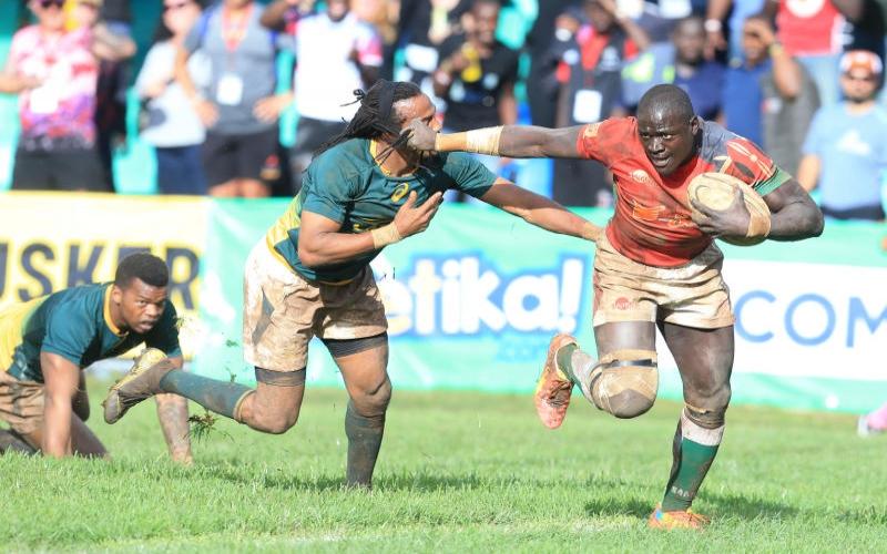 Kenya Sevens and Samoa in tough tie