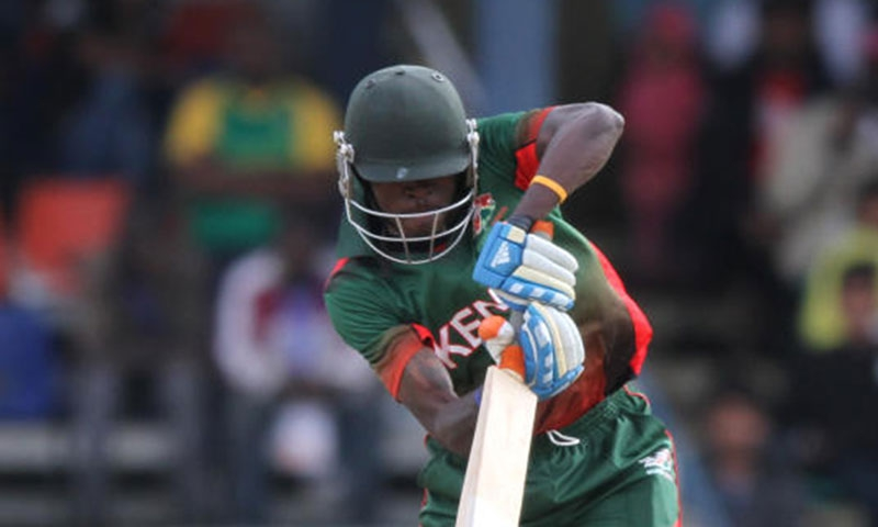 Kenyans hunt for second victory against Singapore