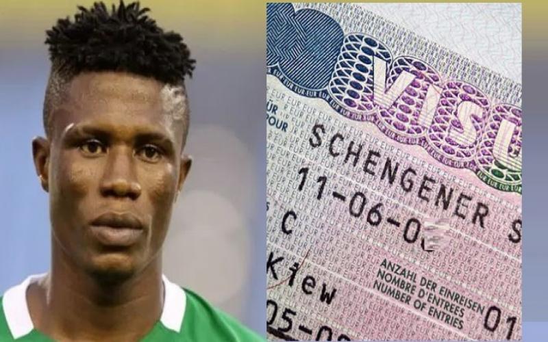 Lokomotiv's Nigerian defender gets visa to face Strasbourg