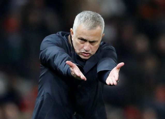 Mourinho boasts of his record after late win against Young Boys