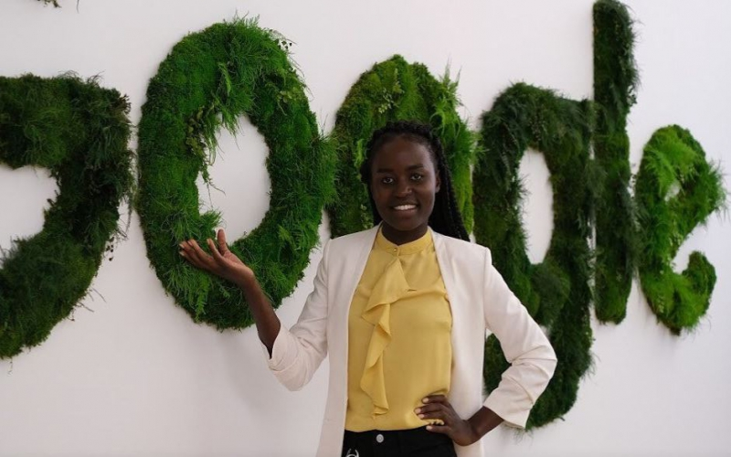 My journey from rural Kisumu to a blue-chip company