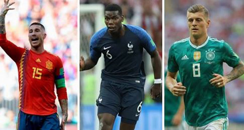 New FIFA ranking revealed after World Cup