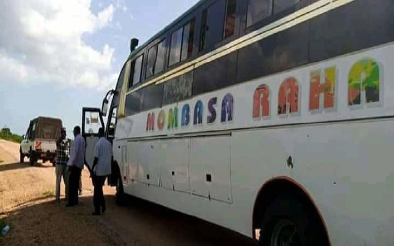 Passengers killed as Shaabab attack three buses in Lamu