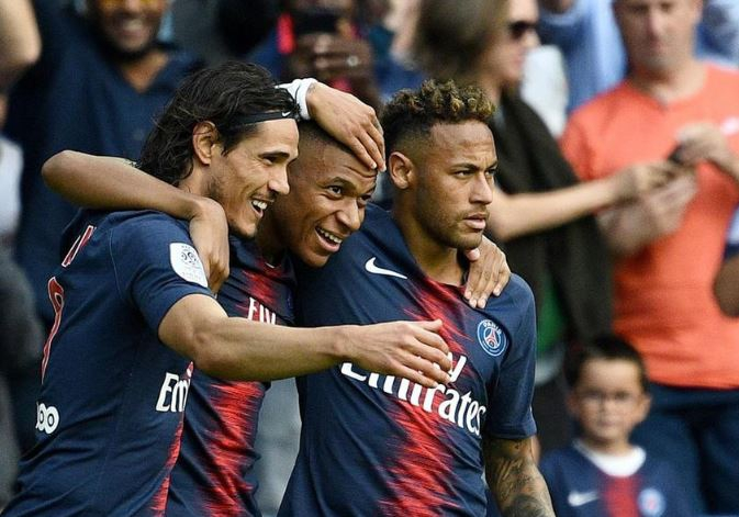 PSG facing Champions League exclusion