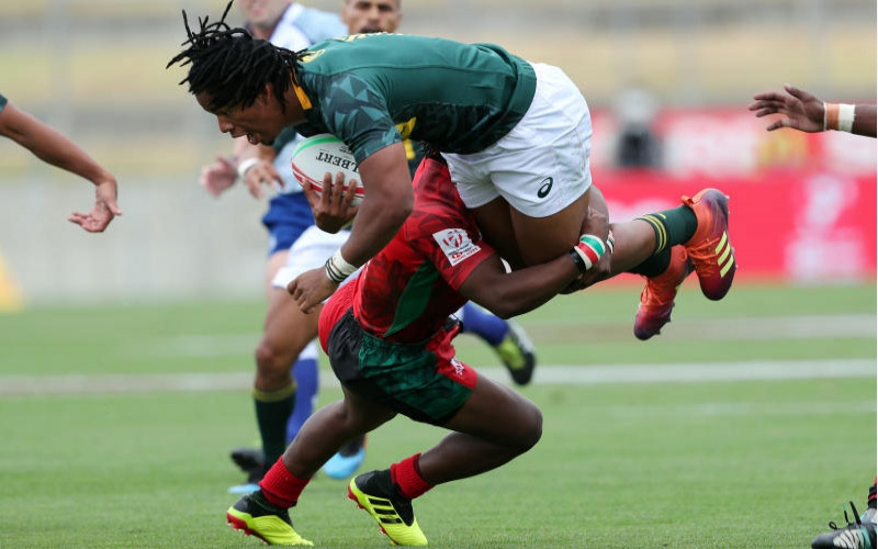 Rugby: Ojee returns to Shujaa squad