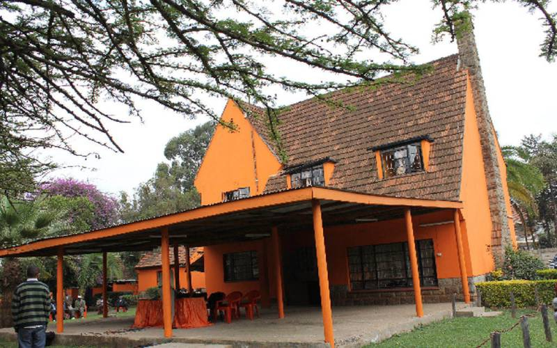 The house where ODM political careers were made or destroyed