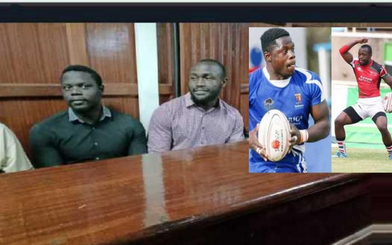 Two KRU players, Wanyama and Olaba found guilty of rape