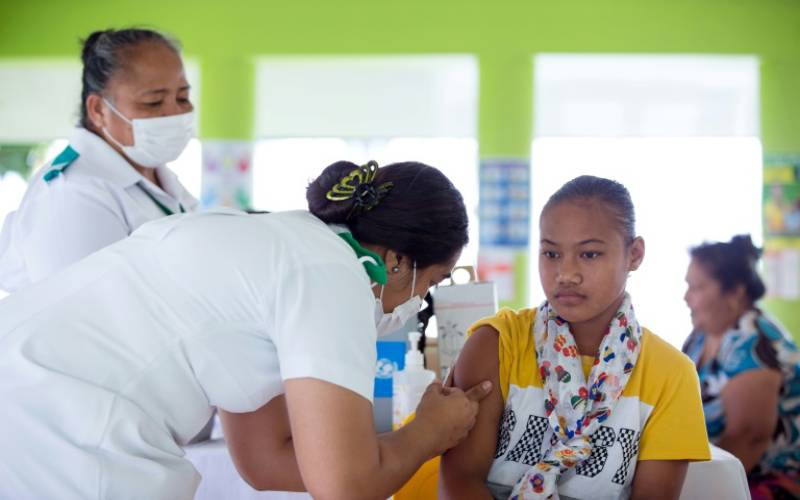 UN says online anti-vaxxers fuelling Samoa measles deaths