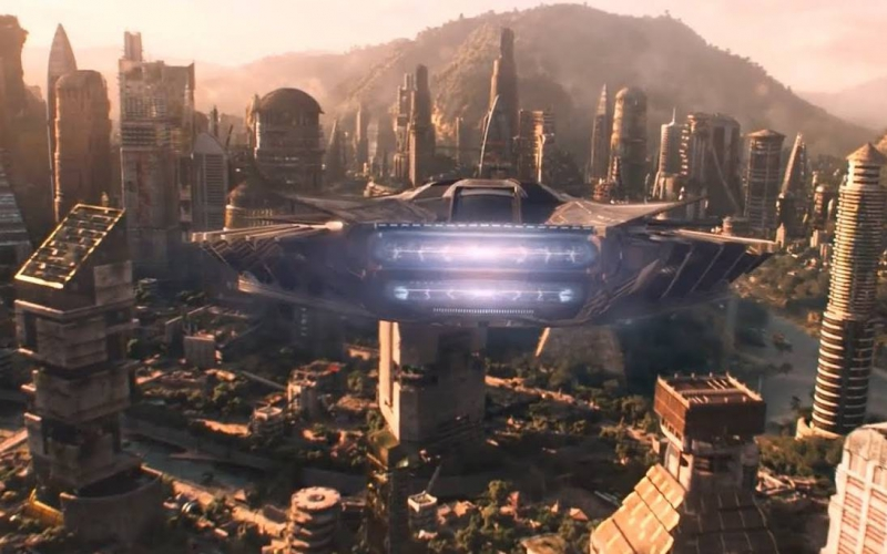 US lists fictional Wakanda nation as trading partner, removes it later
