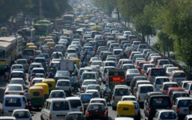 We cannot build our way out of traffic congestion