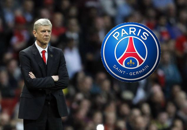 Wenger puts PSG under pressure and he makes final January 1st demand