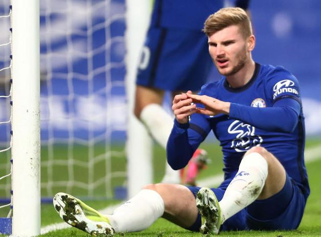 Timo Werner sends powerful message to Chelsea fans ahead of Liverpool clash