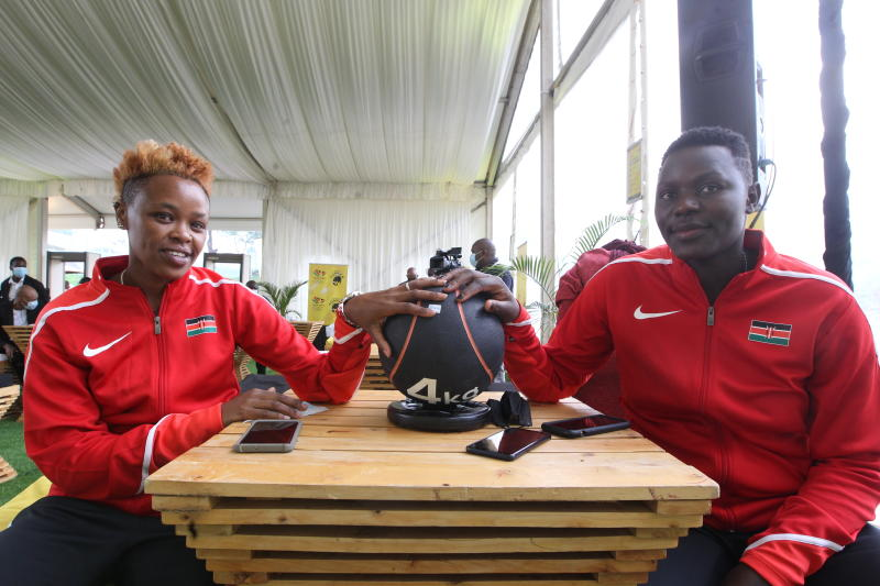 Tokyo-bound Malkia Strikers hit camp in Mombasa