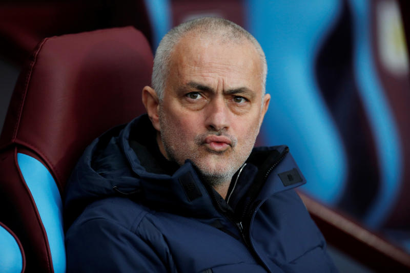 Tottenham have too much time between games, says Mourinho