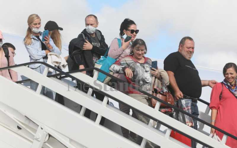 Tourist numbers edge up after record 2020 slump