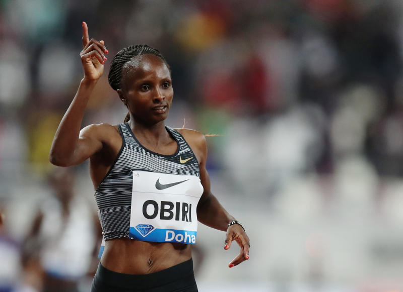Track stars delighted with rescheduled 2020 season