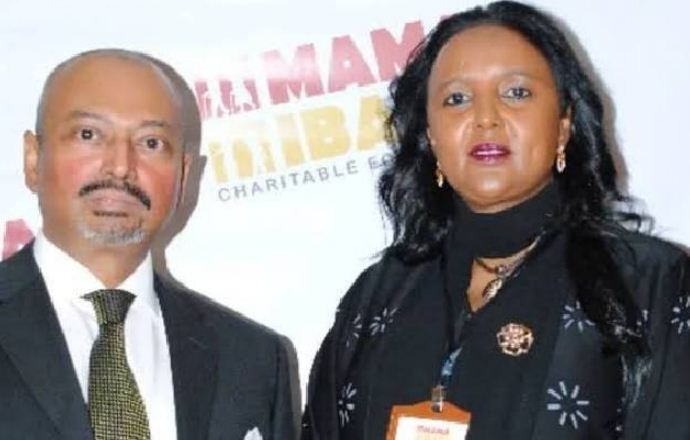 Tributes pour in as sports fraternity condoles with Amina following husband's death