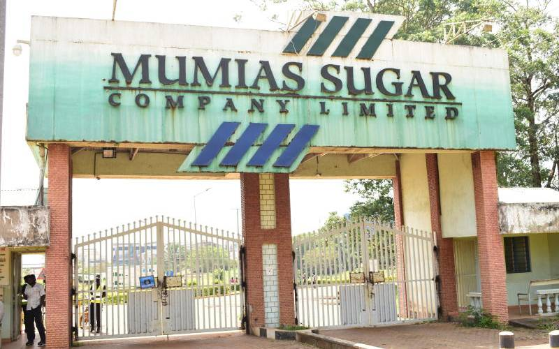 Trouble brewing as locals invade Mumias Sugar land