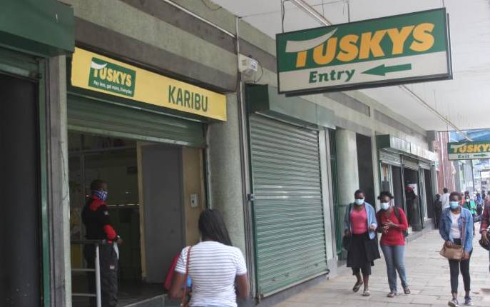 Tuskys, suppliers unveil rescue plan