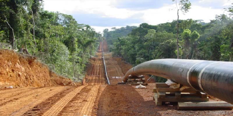 Uganda oil pipeline