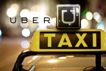Uber taxi drivers want passenger fares increased
