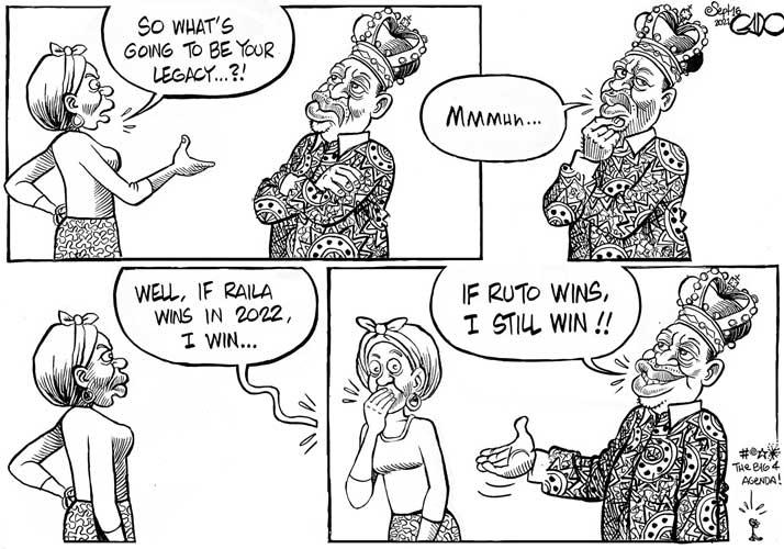 Uhuru and his legacy