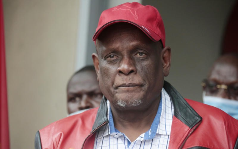Uhuru's promise to Ruto was like wooing a girl — Murathe