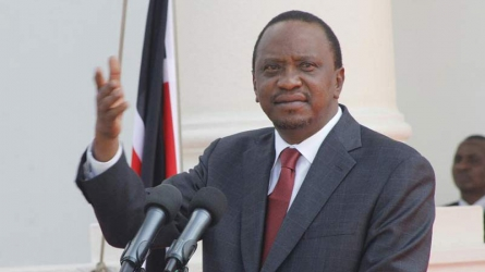 Uhuru roots for extended period of prayer