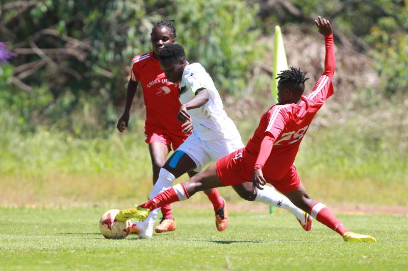 Ulinzi's Neddy Akoth recalled to Harambee Starlets