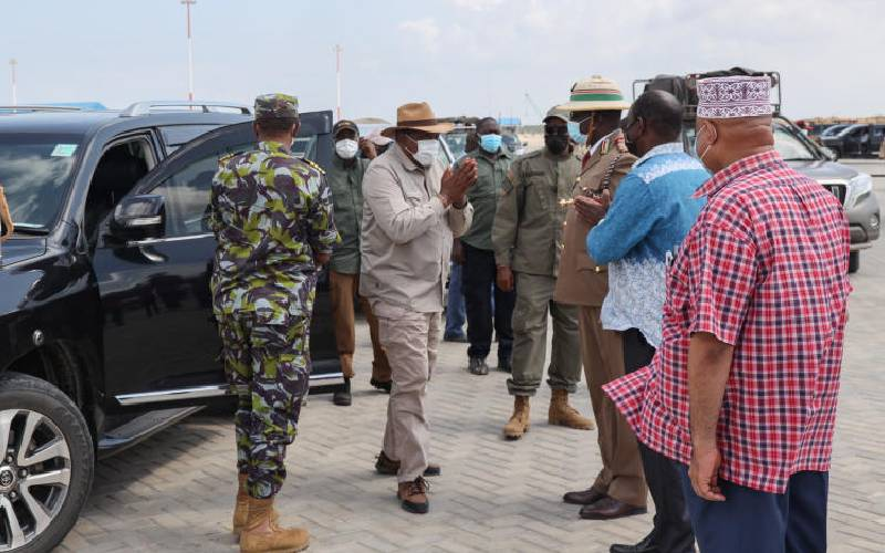 Ultra-modern Somaliland port 'to complement' new Lamu facility