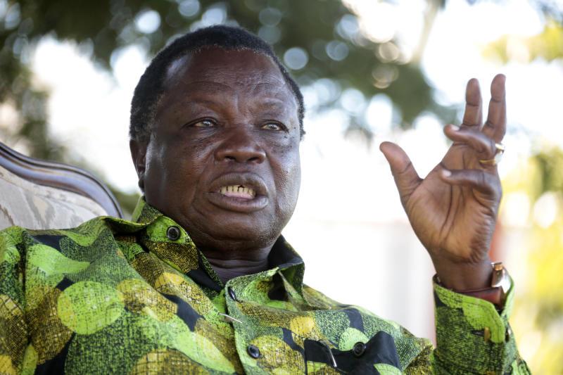Unite or Ruto will finish you, Atwoli tells Raila and One Kenya Alliance