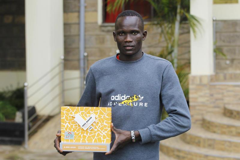 Kibiwott Kandie seeks to end Olympic gold dry spell : The standard Sports