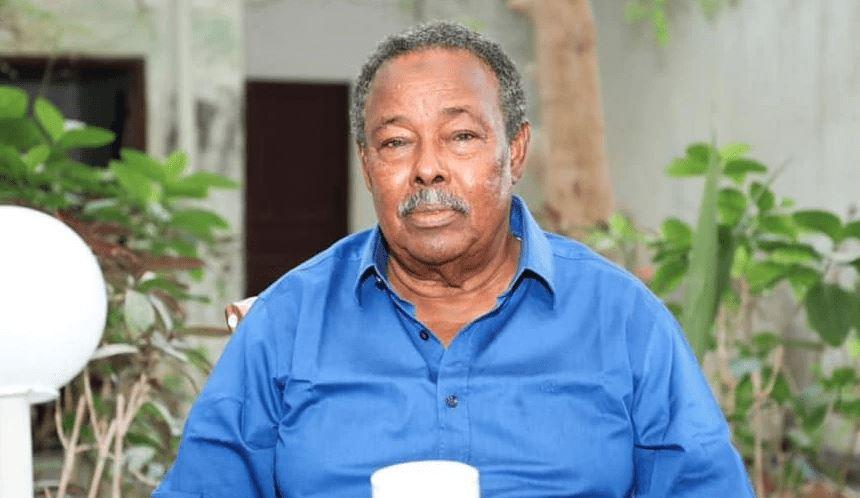 Former Somalia President Ali Mahdi Muhammad dies in Nairobi - The Standard