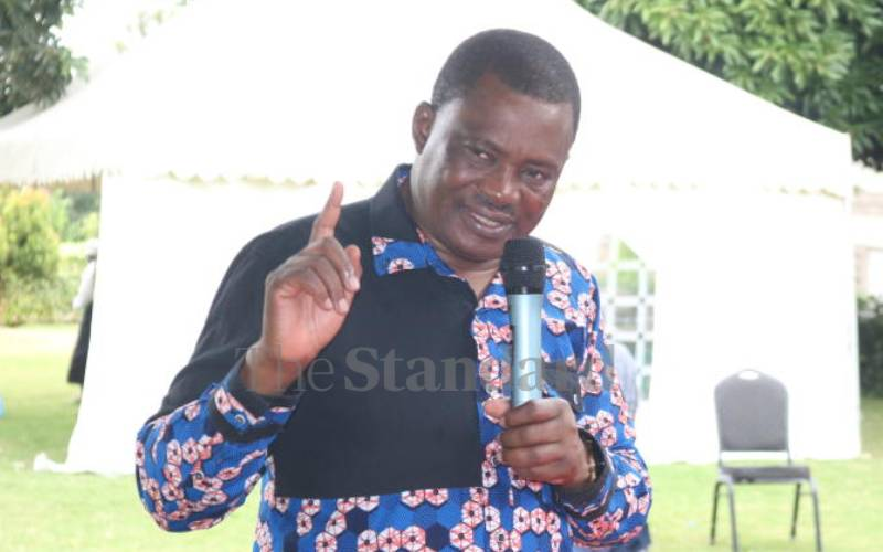Video: Is National Assembly Speaker Justin Muturi ditching Jubilee?