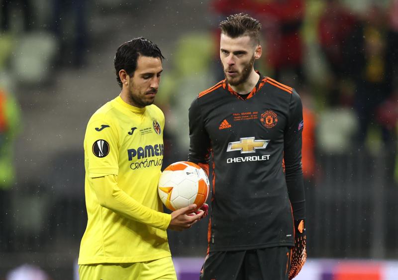 Villarreal beat Man United on penalties to win Europa League