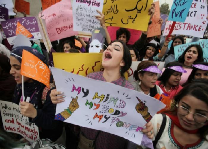 Pakistani women on their own as wanton rape, oppression rise